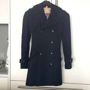 Burberry military trench